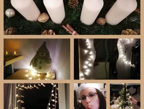 Weihnachtsstimmung trotz Corona