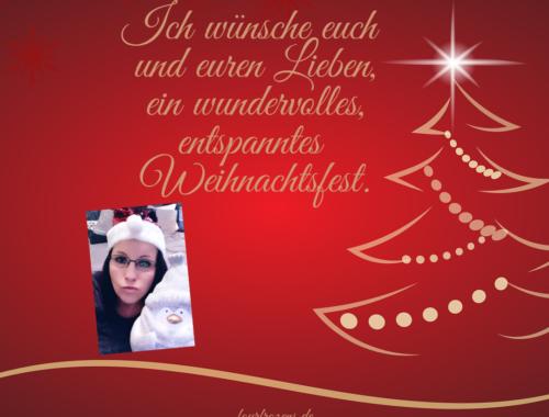 Merry Christmas 2020 meine Lieben